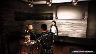 Mass Effect 3: Citadel DLC - Jack versus Miranda [ITA]