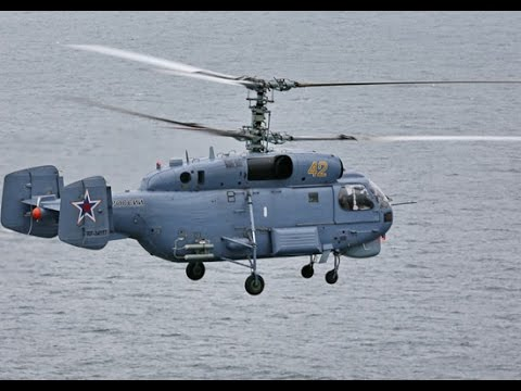 Drills of naval aviation of Baltic Fleet of Russia