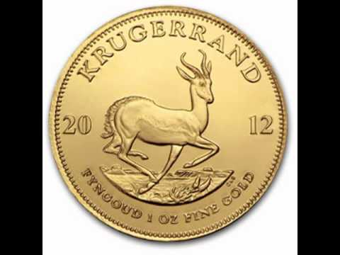Gold - What Is A Krugerrand? Why Buy Krugerrands?