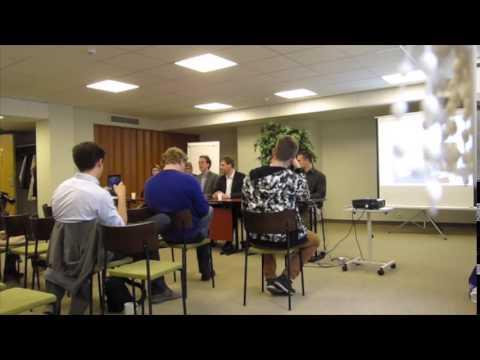 Press Conference in Tallinn