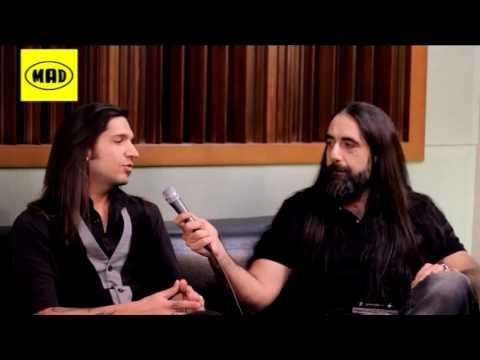 The Black Capes Interview | TV WAR 18/6/17