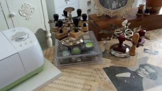 LaDawna's Shabby Chic / Vintage Craft  Room