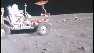"""Apollo 16 - LRV """"Grand Prix"""" - Rover"""