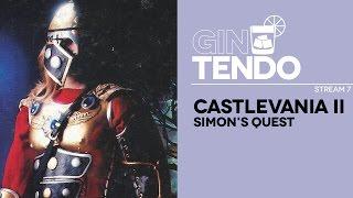 Gintendo stream #07: Castlevania II: Simon's Quest [FDS]