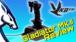 vkb sim gladiator mk ii review