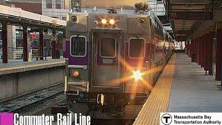 MBTA: BTC-1C #226 (Commuter Rail) Train (Rockport-Bound) Part 2