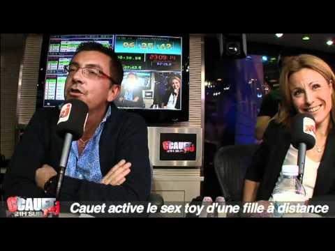 Cauet active le sex toy d'une fille a? distance – C'Cauet sur NRJ