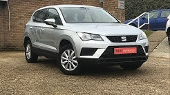 Bartletts SEAT offer this 2016 Ateca 1.0 TSI S Ecomotive  in Hastings
