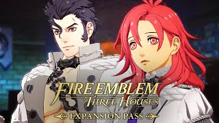 Fire Emblem: Three Houses - Official Expansion Pass Launch Trailer