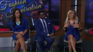 Cleveland Clinic Employees Dress Like Fox 8 Morning Show Anchors