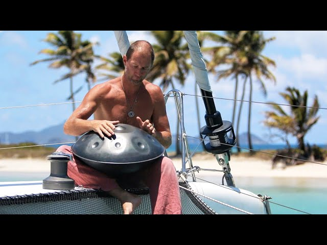 The Most Amazing Drum Ever Played On A Caribbean Island