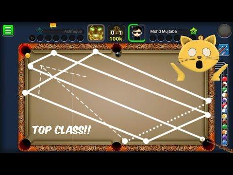 TOP CLASS TRICK SHOT HIGHLIGHTS w/Mujtab + Mani | MINICLIP 8 BALL POOL