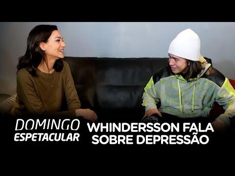 Whindersson Nunes volta a falar sobre depressão