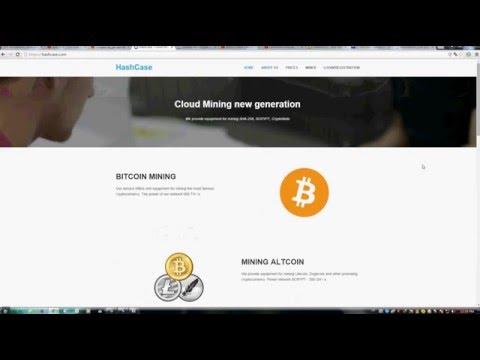 موقع رائع لتعدين البيتكوين به كل خصائص الربح  ........ Win The Easy Bitcoin