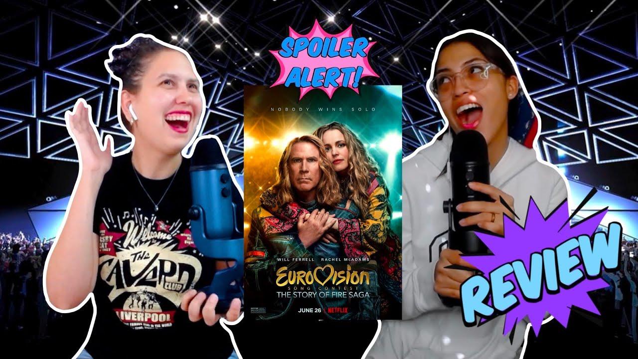 Eurovision Película Netflix - Review/Reseña