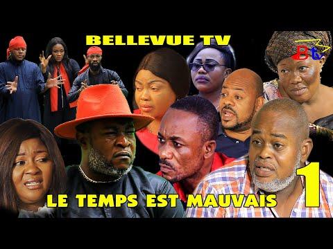 NOUVEAU THEATRE CONGOLAIS LE TEMPS EST MAUVAIS EP. 1