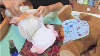 How to Use Cloth Diapers : How to Wash Cloth Diapers at Home