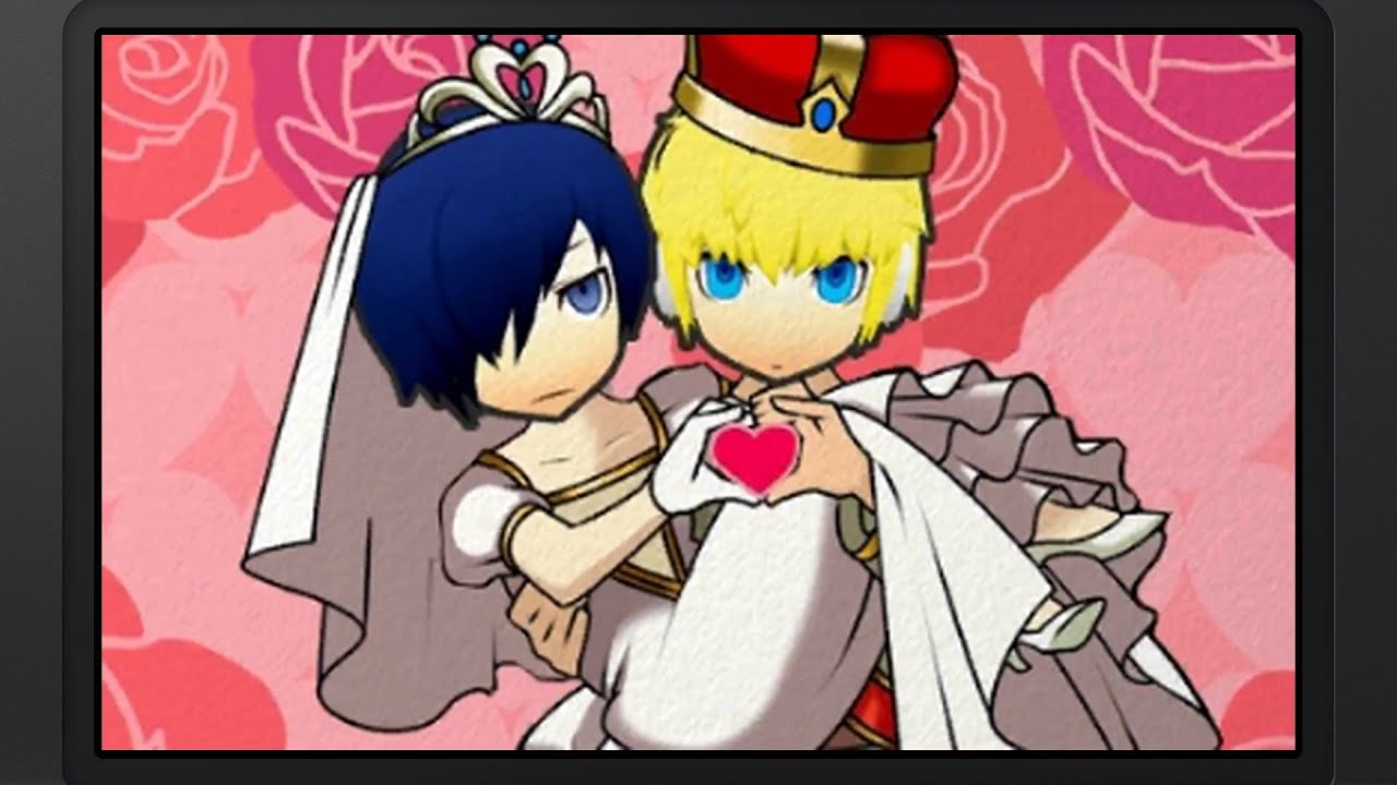 Persona 3 portable dating aigis