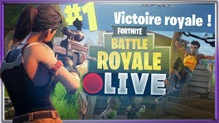 fortnite live stream - girl gamer - road to 1.4k subs - LIVE REPLAY