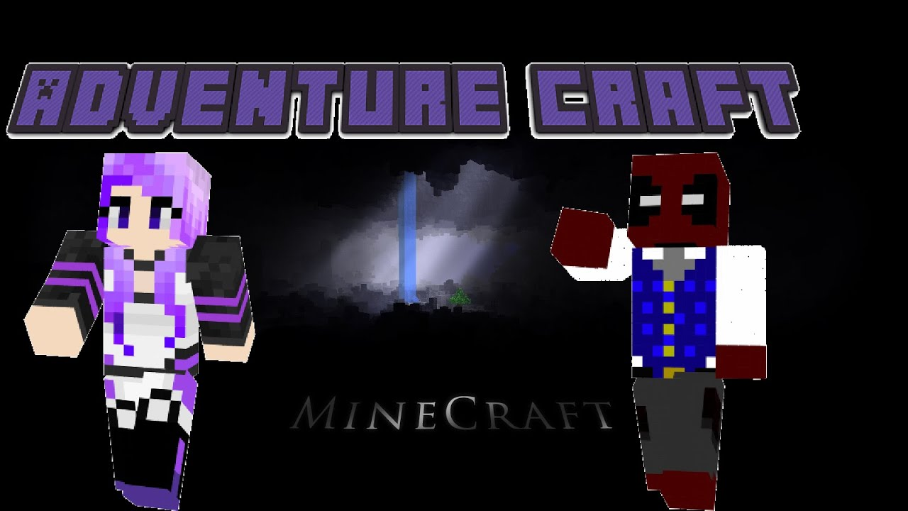 Minecraft Adventure Craft