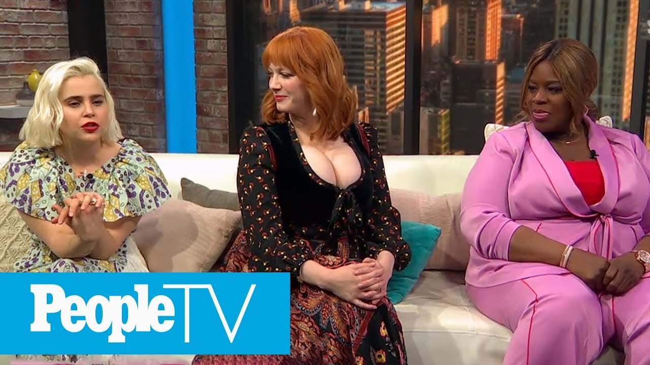 Download Mae Whitman Fondly Remembers 'Sitting On George Clooney's Shoulders' In 'One Fine Day' | PeopleTV