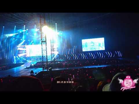 [大酥團] 110723 SNSD Yuri - If @ 2011 GIRLS'GENERATION TOUR in Seoul (FanCam)
