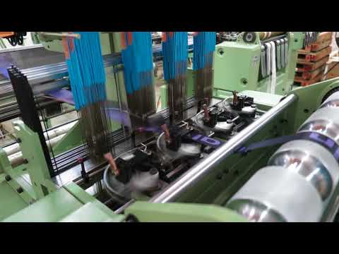Kyang Yhe EDJ Computerized Jacquard Needle Loom