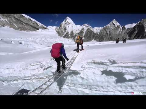Ueli Steck, Simone Moro and Jon Griffith Attacked by Sherpas on Everest - EpicTV Climbing Daily