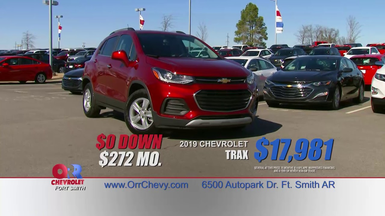 Orr Chevrolet Fort Smith >> Orr Chevy Fort Smith Tv Spot Ocfs030819a Tv15a March Mania A