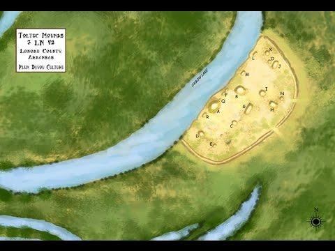 The Toltec Mounds & Ancient America.