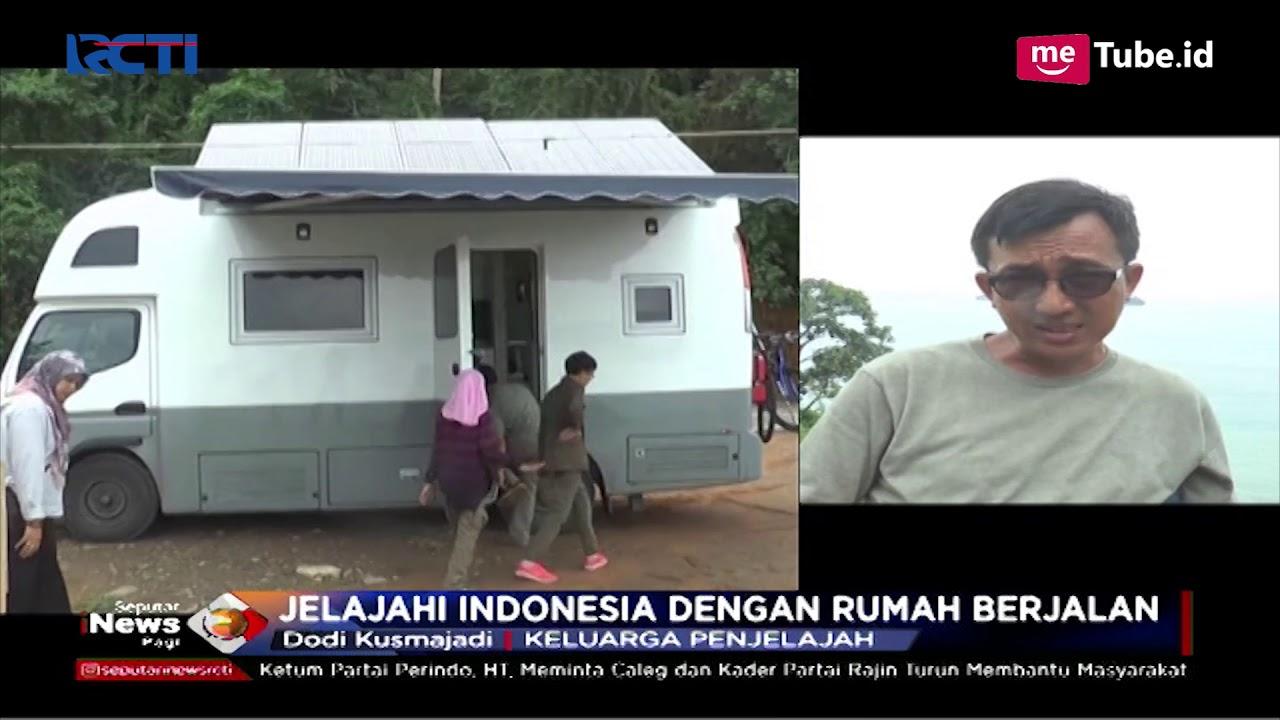 Kisah Keluarga yang Keliling Indonesia dengan Mobil Van ...