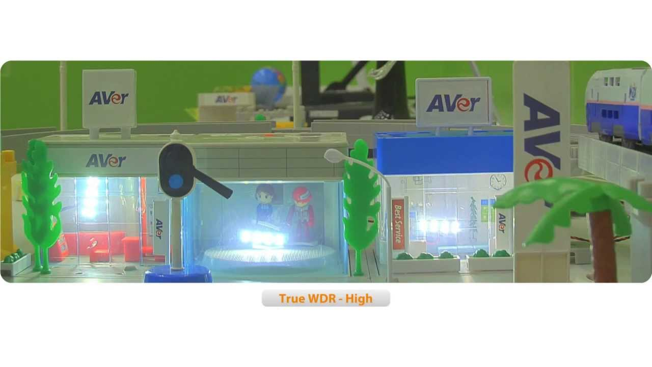 Demo tinh nang True WDR Camera IP Aver 0975581218