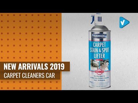 Top 10 Car Carpet Cleaners [2019]