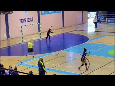 El BM Estudiantes derrota al Colomer Dental Algeciras por 24 a 31