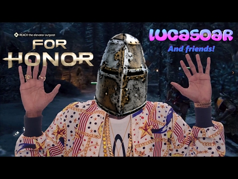 For Honor Funny Moments - Are Asians Witch Doctors Now?!