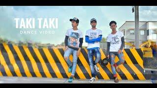 DJ Snake - Taki Taki ft. Selena Gomez, Ozuna, Cardi B, Dance Choreography Vicky John