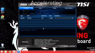 MSI® HOW-TO use Live Update 6 to update BIOS