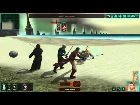 Star Wars Knights of the Old Republic II: The Sith Lords Playthrough Part 24 So Many Mines |