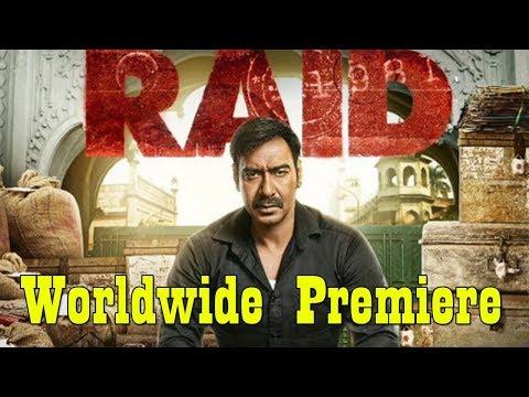 RAID Movie Worldwide Premiere Today I Ajay Devgn