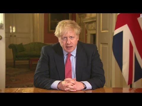 UK Prime Minister Boris Johnson tests positive for Covid-19