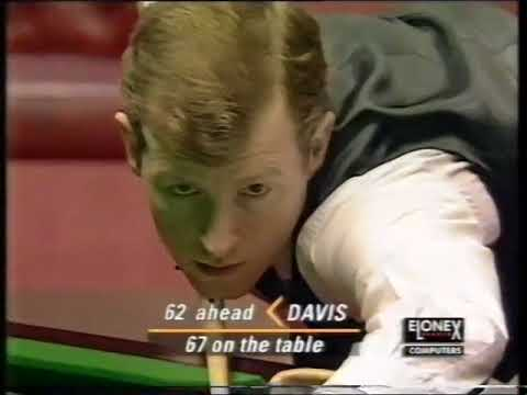 Hendry Vs Davis - World Snooker Championship 1994 Semi Final