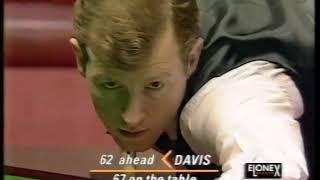 Hendry Vs Davis - World Snooker Championship 1994 Semi Final