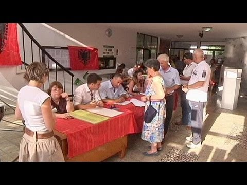 Parliamentary elections in Albania
