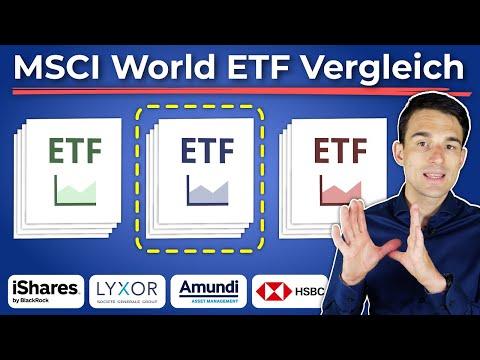 MSCI World ETF