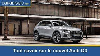 Présentation : Audi Q3