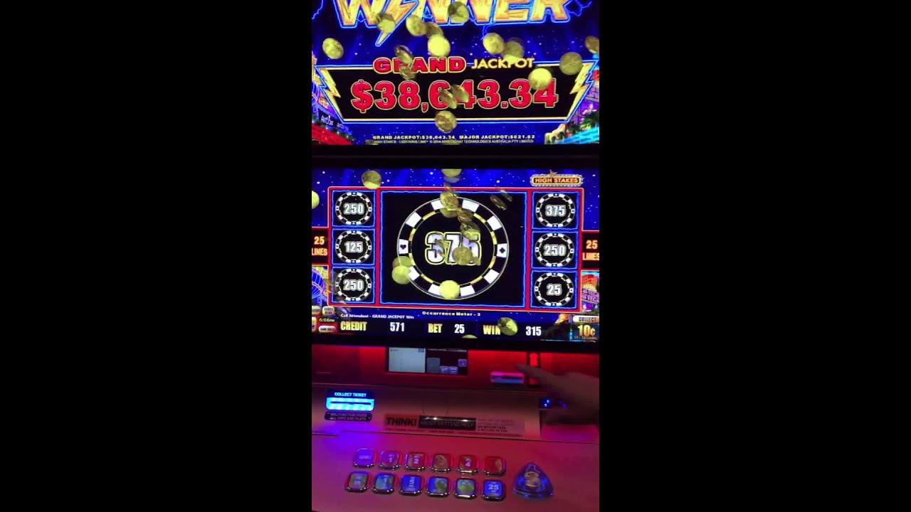 How to win grand jackpot on slot machines casino leeds poker