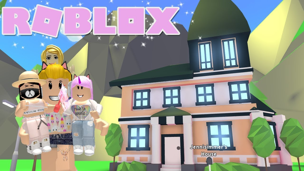 Mansion & Rare Money Tree! Roblox: 💕[NEW]💕 Adopt Me! - YouTube