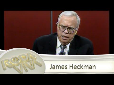 Roda Viva | James Heckman | 04/11/2002