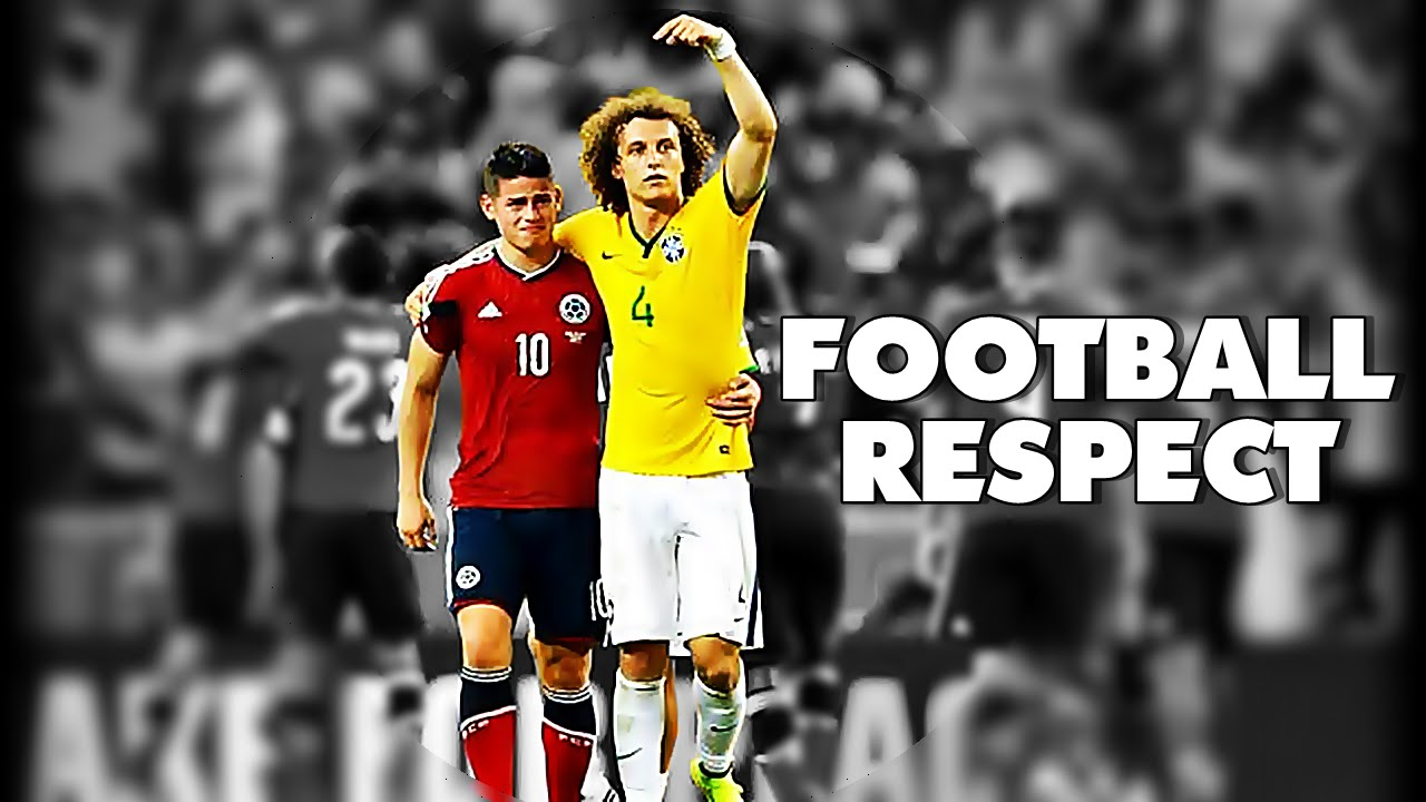 Football respect emotions fair play humbleness hd