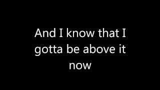 Tame Impala Be above it Lyrics